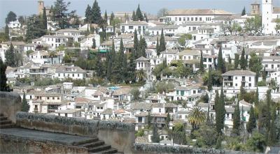 The Albaicín